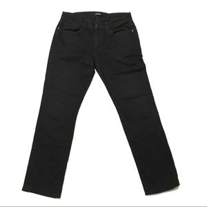 💎 Joe's Jeans plus Black Straight Leg Jeans